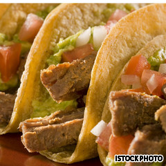 Tacos, one of the top 50 world's most delicious foods by China.org.cn.