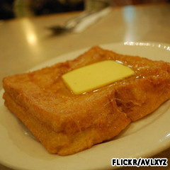 French toast, one of the top 50 world's most delicious foods by China.org.cn.
