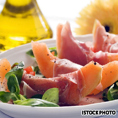 Parma ham, one of the top 50 world's most delicious foods by China.org.cn.