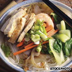 Pho, one of the top 50 world's most delicious foods by China.org.cn.
