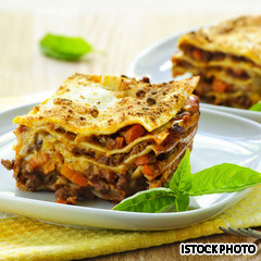 Lasagna, one of the top 50 world's most delicious foods by China.org.cn.