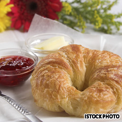 Croissant, one of the top 50 world's most delicious foods by China.org.cn.