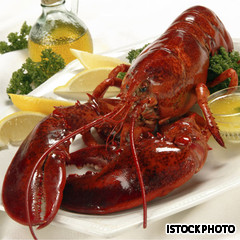 Lobster, one of the top 50 world's most delicious foods by China.org.cn.
