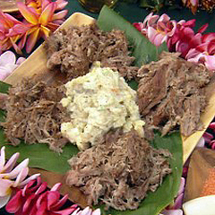 Kalua pig, one of the top 50 world's most delicious foods by China.org.cn.