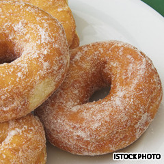 Donuts, one of the top 50 world's most delicious foods by China.org.cn.