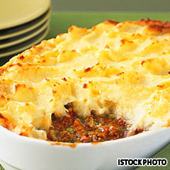 Shepherd's pie, one of the top 50 world's most delicious foods by China.org.cn.