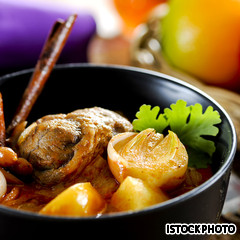 Massaman curry, one of the top 50 world's most delicious foods by China.org.cn.