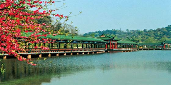 Top 10 visitable cities in China 2011