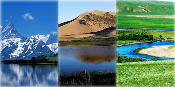Top 8 August destinations in China