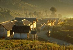 Mystery of Bromo, the enchanting beauty