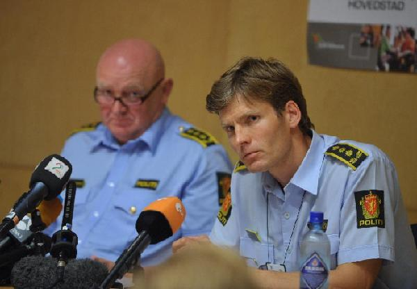 Norwegian police interrogate Breivik again