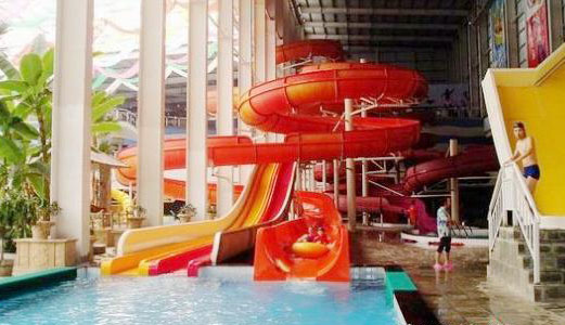 Morui Water World., one of the 'Top 8 water parks in Beijing' by China.org.cn