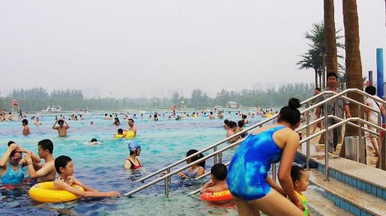 Sun Park, one of the 'Top 8 water parks in Beijing' by China.org.cn.
