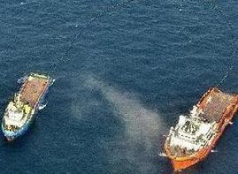 Bohai oil spill
