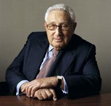 Photo: Henry Kissinger
