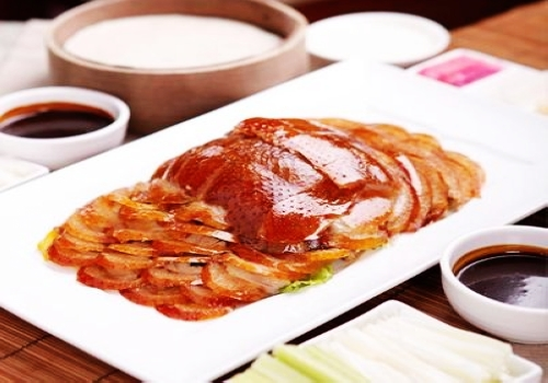 Jinbaiwan Roast Duck Restaurant, one of the 'Top 10 Peking duck restaurants in Beijing' by China.org.cn.
