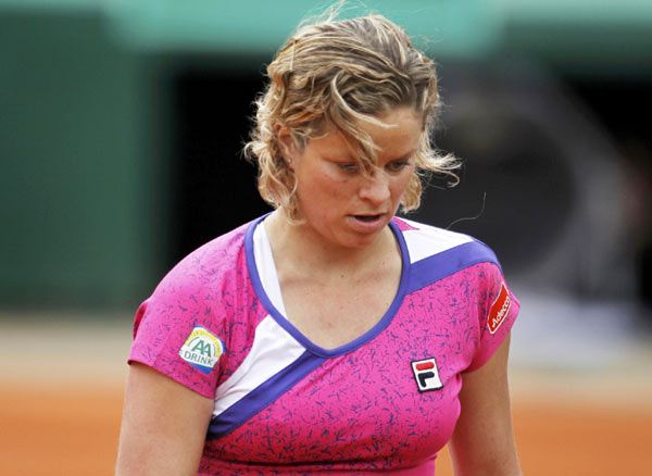 Olympics too big an event for farewell: Clijsters