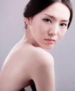 Zhang Xinyi from China