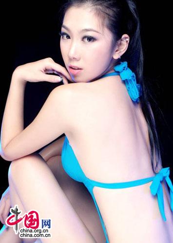 Wei Jiajia from China