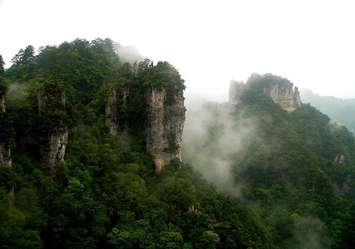 Niudachang, one of the 'Top 10 rural retreats in China 2011' by China.org.cn.