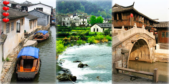Top 10 rural retreats in China 2011