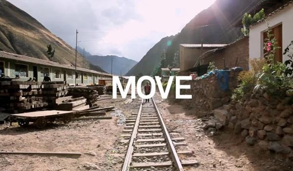 Travel film - Move