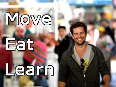 Travel films - Move, Eat, Learn