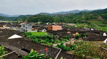 Peitian ancient village, Fujian