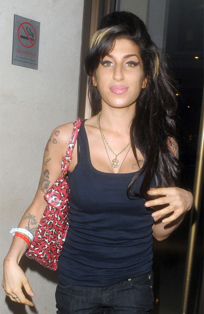 Amy Winehouse S Home Robbed After Her Death China Org Cn