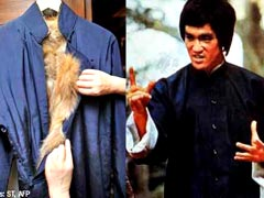 Bruce Lee memorabilia for auction in HK