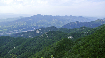 Jigong Mountain Nature Reserve