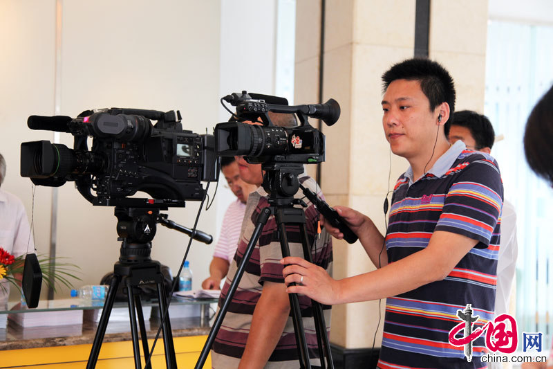 A reporter of China.org.cn