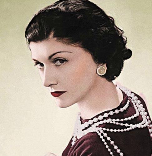 File photo: Coco Chanel
