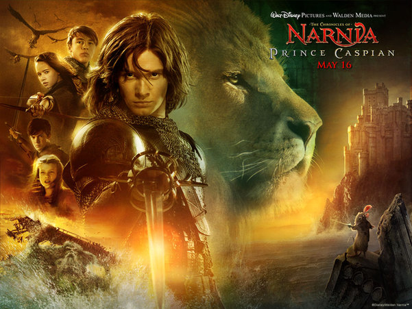 Chronicles of Narnia, one of the 'Top 10 sci-fi and fantasy movies of all time' by China.org.cn.