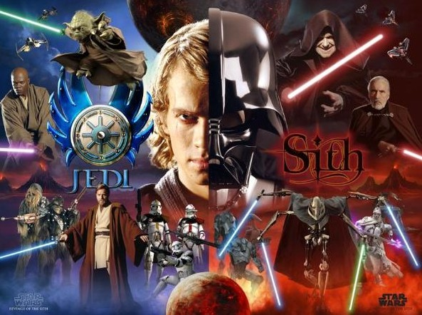 Star Wars, one of the 'Top 10 sci-fi and fantasy movies of all time' by China.org.cn.
