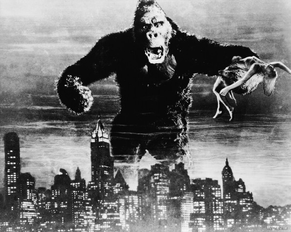 King Kong (1933), one of the 'Top 10 sci-fi and fantasy movies of all time' by China.org.cn.
