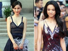 Film stars electrify red carpet of Huabiao Award