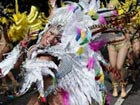 London's Notting Hill Carnival gets underway
