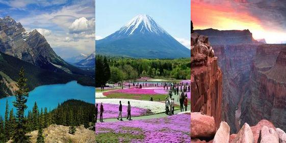 Top 12 national parks in the world