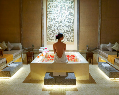 Mandara Spa at the Sheraton Sanya Resort, one of the 'Top 5 best spas in Sanya' by China.org.cn.