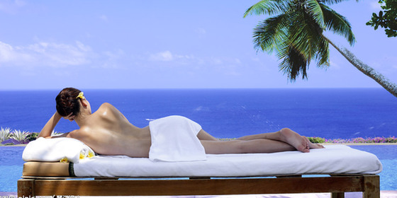 Top 5 best spas in Sanya