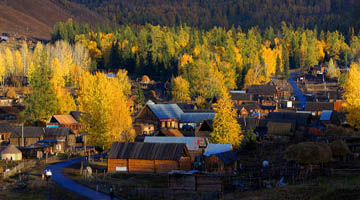 Xinjiang: an amazing fairyland