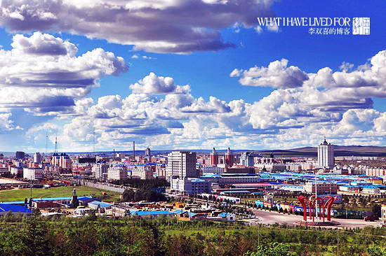 A miscellany of everything in Manzhouli - China.org.cn
