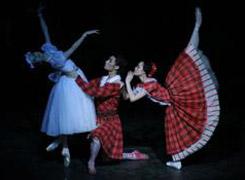 La Sylphide by Guangzhou Ballet