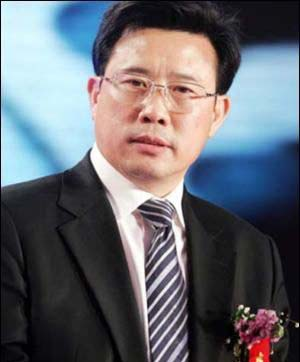 Liang Wengen, chairman of Sany Group