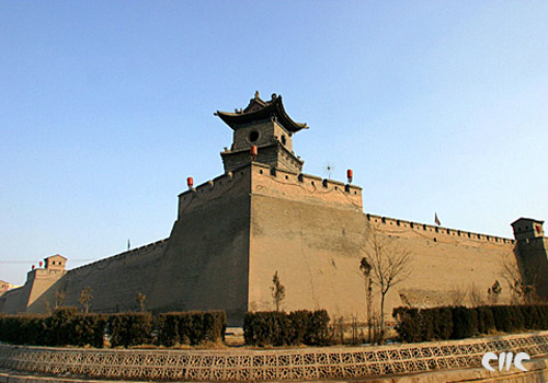 Pingyao Ancient Town,one of the 'Top 10 September destinations in China'by China.org.cn.
