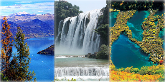 Top 10 September destinations in China