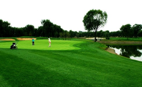 Beijing Grand Canal Golf Club, one of the 'Top 10 golf clubs in Beijing' by China.org.cn.
