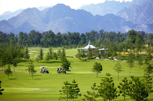 Top 10 golf clubs in Beijing - China.org.cn