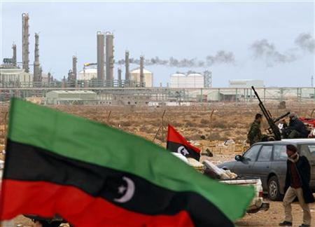 According to China's Ministry of Commerce, Chinese companies had invested US$18 billion in Libya before the unrest. [File photo]